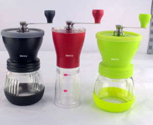 Stainless Steel Manual Coffee Mill pictures & photos