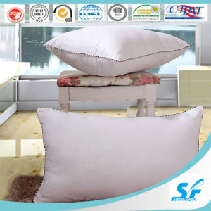 Polyester/Cotton Shell Pillow, White, Hotel or Home Use/5 Stars Hotel Pillow pictures & photos