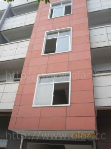 Fiber Cement Board-CE Approved External Cladding, Facade pictures & photos
