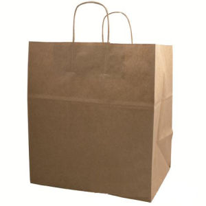 Craft Paper Gift Shopping Bag for Cloth and Shoes pictures & photos