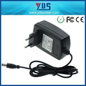 24V 1A EU Wall Plug Adapter pictures & photos
