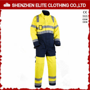 AS/NZS 3m Coveralls for Mining Winter Overalls for Men (ELTCVJ-24) pictures & photos