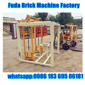 Full Automatic Hydraulic Press Interlocking Block Making Machine pictures & photos