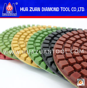 Hot Sale 4-7 Inch Wet/Dry Polishing Pad for Global Market pictures & photos