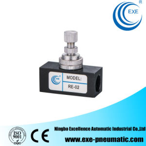 Exe Solenoid Flow Control Valve Throttle Mechanical Valve (RE-02) pictures & photos