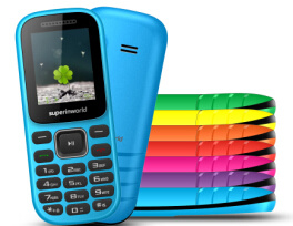 Super Cheap Bar Phone G80
