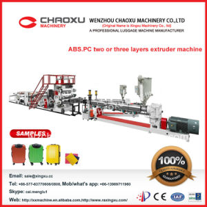 High Components Brand ABS PC Beauty Case Making Machine (YX-21AP) pictures & photos