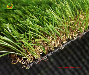Economic Synthetic Landscaping Comfortable Turf Grass pictures & photos