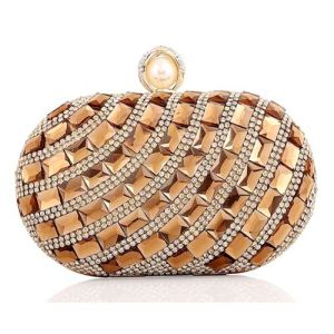 Hige Quality Evening Bag Italy Style Party Fashion Clutch Bag (XW0922) pictures & photos