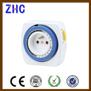 China 12V Electronic Mini Kitchen on-off Timer pictures & photos