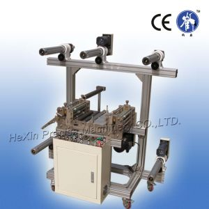 Auto Double-Sided Adhesive Tape Slicer Machine with Multi-Layer Lamination pictures & photos