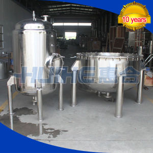 Sanitary Stainless Steel Storage Tank for Storing Beverage and Diary pictures & photos