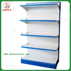 Single Sided Metal Supermarket Display Shelf (JT-A17) pictures & photos