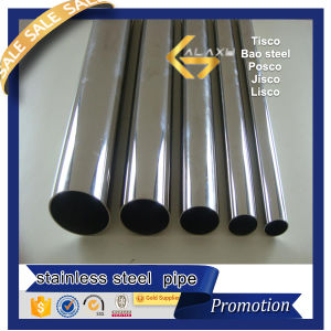 China Manufacture Stainless Steel Inox 304 316L Tube/Pipe