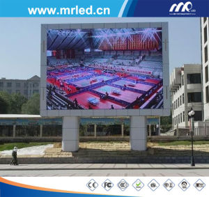 Shopping Www. Mrled. Cn Sale P10mm Outdoor Full Color LED Screen Display pictures & photos