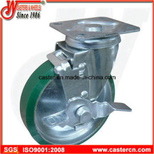 4 Inch to 6 Inch Economical Japanese PU Caster pictures & photos