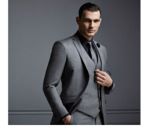 China Breathable Best Selling Custom Men Dress Suit - China