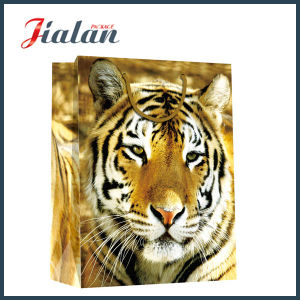 Animal Series Cute Hot Sell Wholesales Customize Waterproof Paper Bag pictures & photos