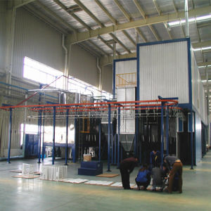 Automatic Paint Spraying Line for Metal