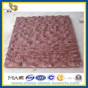 Red Granite Natural Stone Wall Cladding (YQZ-GT) pictures & photos