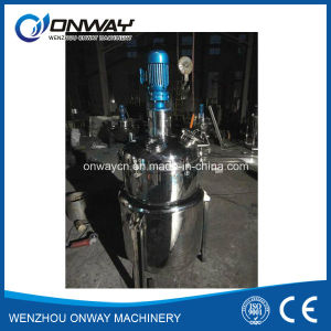 Fj High Efficent Factory Price Pharmaceutical Hydrothermal Synthesis Agitated Hydrogenation Reactor pictures & photos