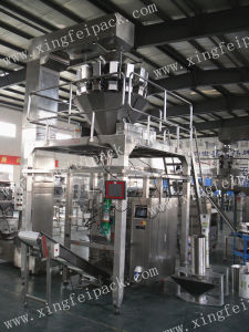 automatic vertical weighing and packing machine pictures & photos