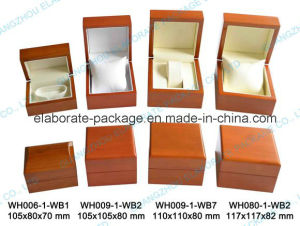 High-End Solid Wood Jewellry Box for Bangle and Watch pictures & photos