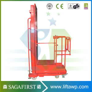 Foot Control High Lift Vertical Welding Machine pictures & photos