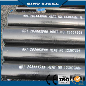 A106 API5l Carbon Steel Seamless Steel Pipe for Oil Pipe pictures & photos