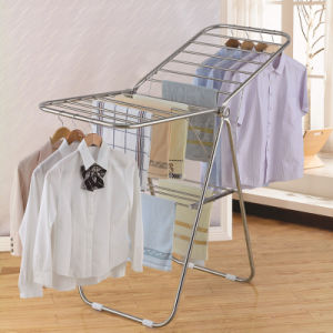 Foldable Muti-Fuction Wing Cloth Drying Rack pictures & photos