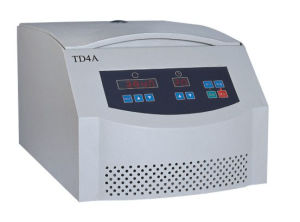Table Top Low Speed Centrifuge Td4a pictures & photos