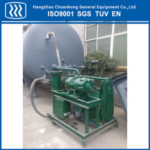 Medium Pressure Liquid Oxygen Argon Nitrogen Vacuum Piston Pump pictures & photos