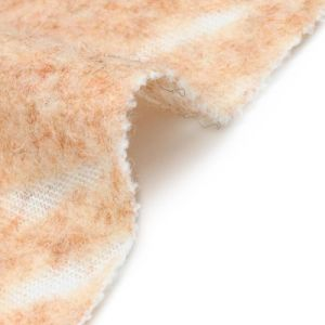 Light Fashion Woolen Fabric for Garment pictures & photos
