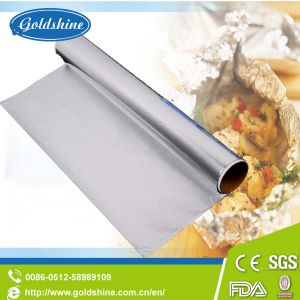 Eco-Friendly Recyclable Aluminium Foil Roll Food Using pictures & photos