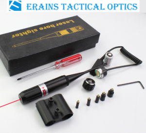 Erains Tac Optics Laser Sight Multifunctional Red DOT Laser Bore Sight for. 177 to. 50 Caliber Laser Boresighter pictures & photos
