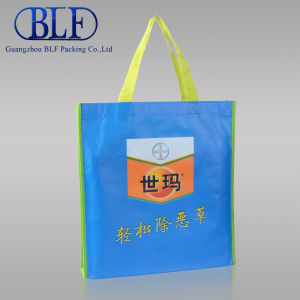 Custom Shopping Non Woven Promontional Bag Laminated (BLF-NW120) pictures & photos
