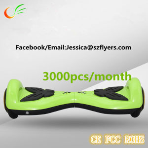 Auto Balance Scooter 2 Wheels Scooter Safety Hoverboard with CE pictures & photos