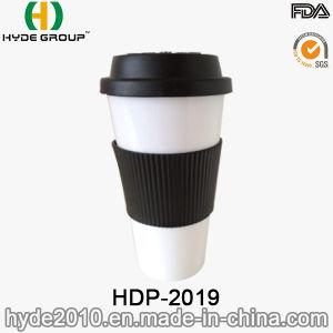 16oz BPA Free Plastic Coffee Mug (HDP-2019) pictures & photos
