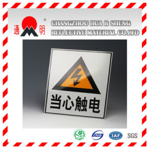 Acrylic Green Surface Engineering Grade Reflective Film for Road Safety pictures & photos