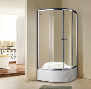 Convenient Sector Simple Shower Room