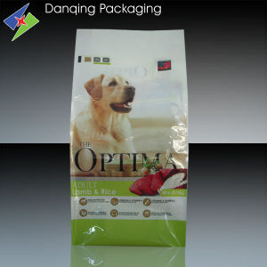 Chaoan Danqing Bag for Pet Packaging Plastic Packaging Top Sealed Bag pictures & photos