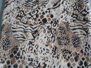 Bronzing Super Soft Short Plush Fabric for Sofa pictures & photos