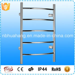 E0103c Bent Stainless Steel Towel Warmer