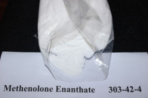 Top Quality Methenolone Enanthate Steroid CAS No. 303-42-4 pictures & photos