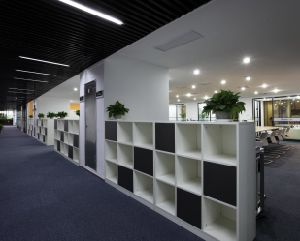 Modern Wood Bookshelves Office Furntiure pictures & photos