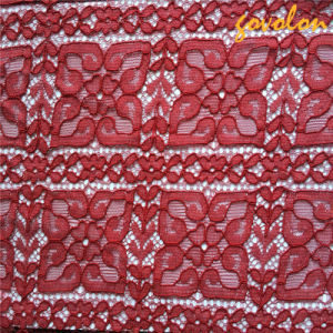 Chemical Lace/Cotton Lace/Polyester Lace for Garment Decoration pictures & photos