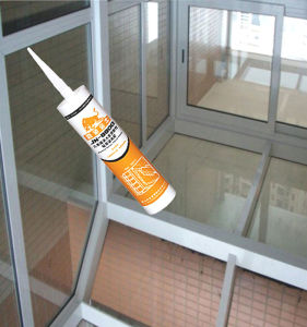 Neutral Gp Silicone Sealant Adhesives (JN-8800) pictures & photos