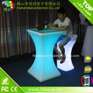 Modern LED Table LED Bar Table / Acrylic LED Cocktail Table / LED Furniture pictures & photos