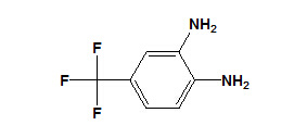 3, 4-Diaminobenzotrifluoride CAS No. 368-71-8
