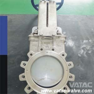 Cl125/Cl150 Cast Steel Full Lug Knife Gate Valve pictures & photos
